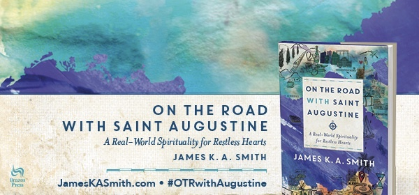 Review of On the Road with Saint Augustine