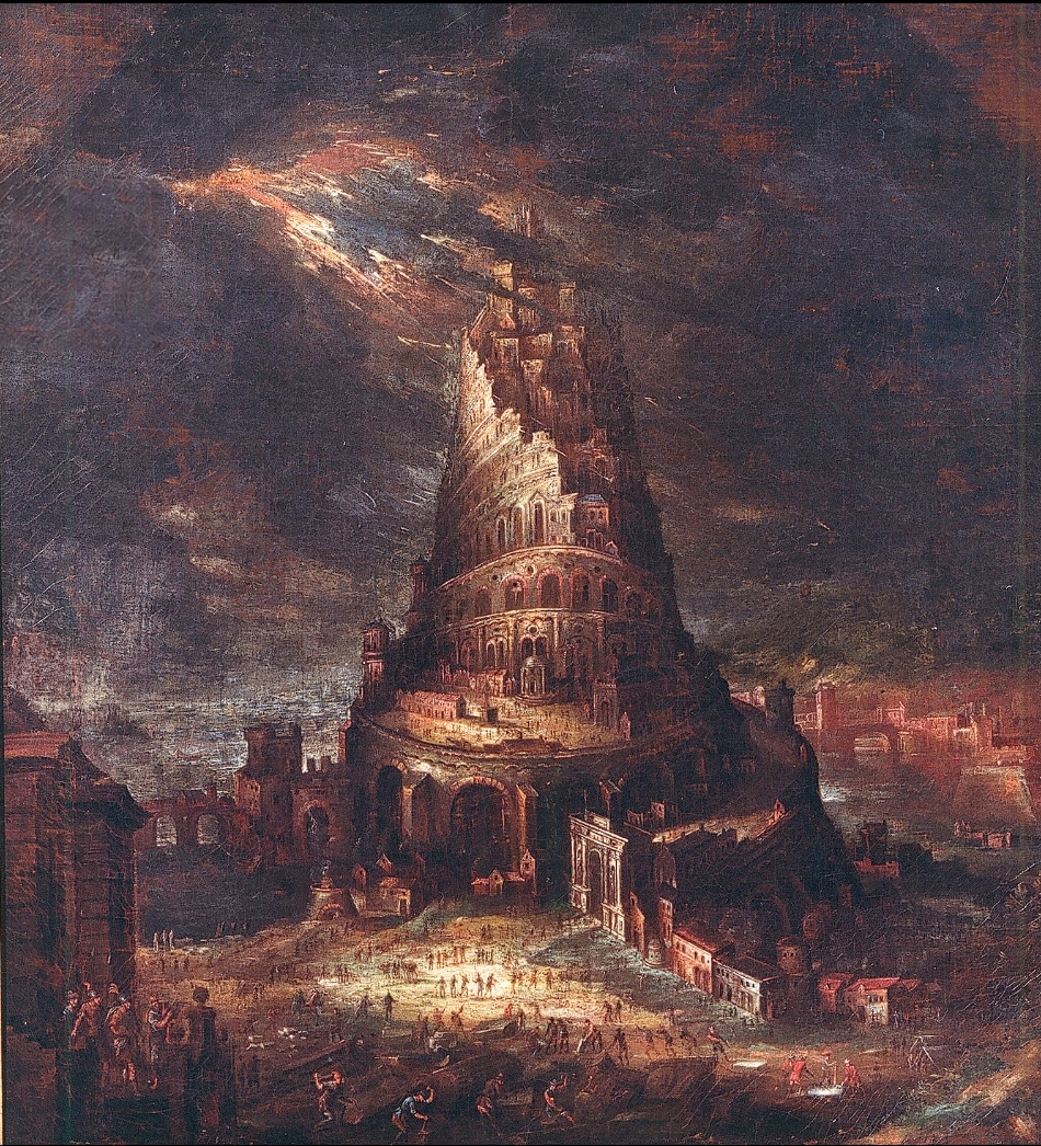 Reflecting on the Tower of Babel